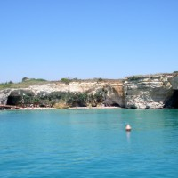 Boat trip from Otranto to San Foca / Водная прогулка из Отранто в Сан-Фока