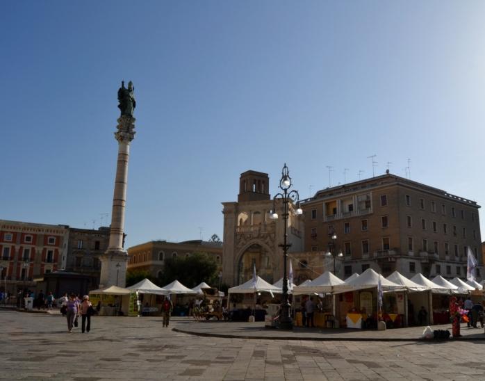 Piazza San'Oronzo
