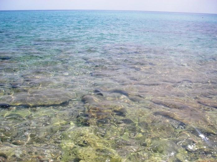 San Gregorio sea