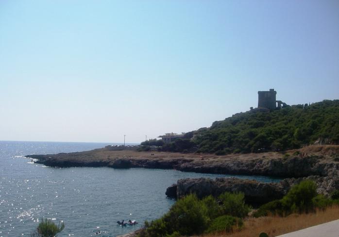 Torre dell'Alto, Santa Caterina/Porto Cesareo