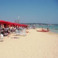 Le Cinque Vele Beach, Pescoluse / Le Cinque Vele Пляж, Песколузе