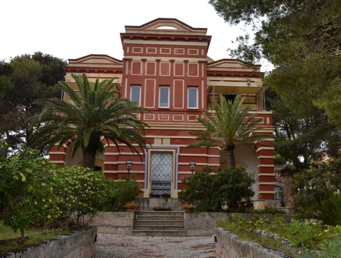 villa Sangiovanni