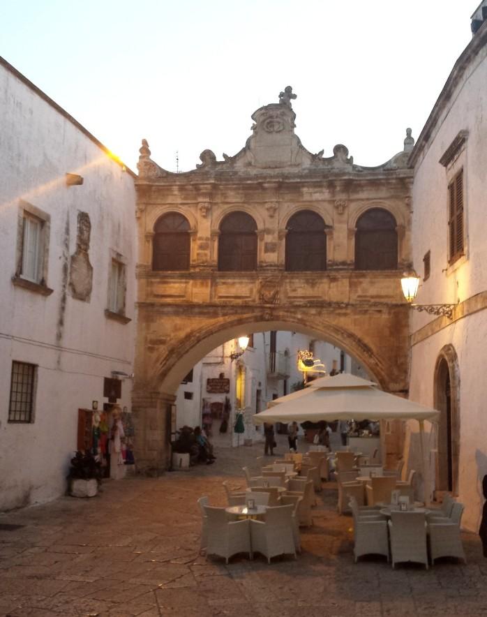 the Scoppa Arch