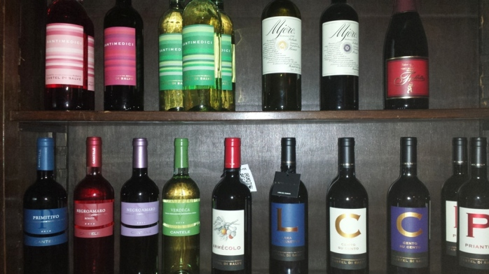 salento wines
