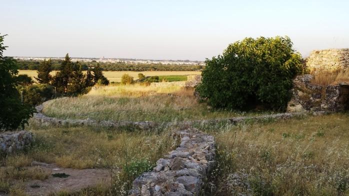 territory outside masseria