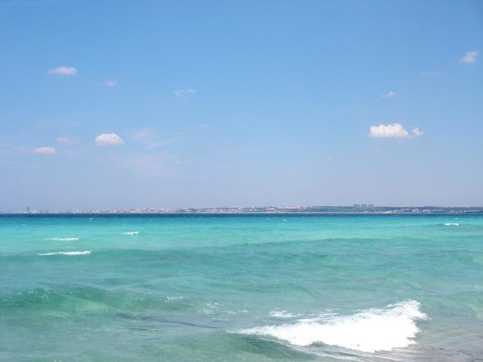 view on Gallipoli