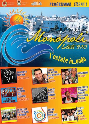 Events of Monopoli