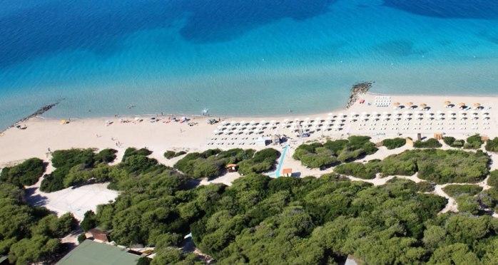 Lido Pineta - the perfect beach for parents and children / идеальный пляж для родителей и детей