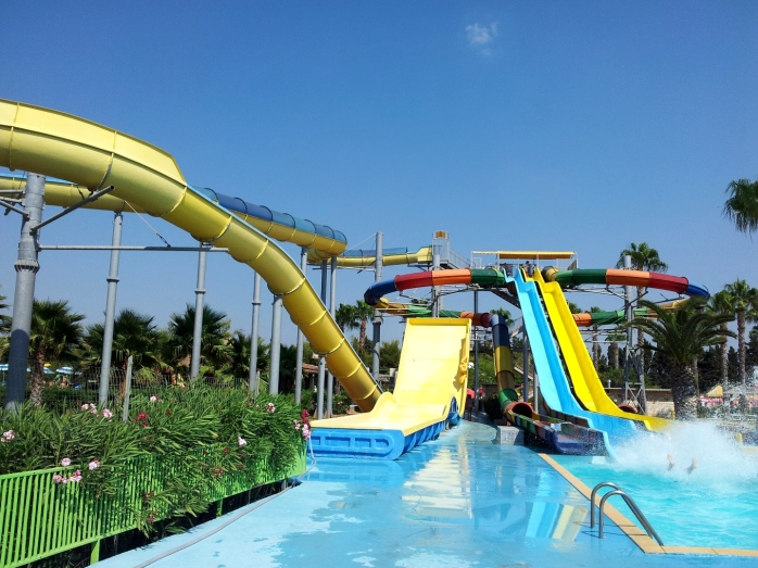 water attractions