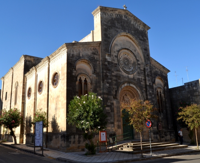 church Maria S.S. Addolorata in Corigliano